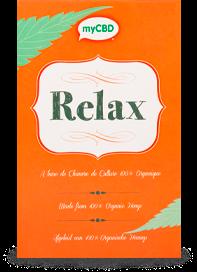 Relax - Organic CBD Tea 25 Bags